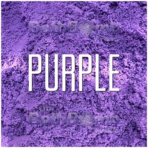 Picture of Purple Bath Bomb Colorant - Water Soluble