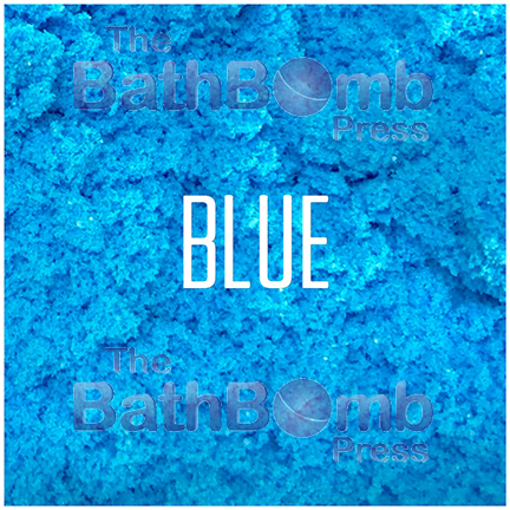 Picture of Blue #1 Bath Bomb Powder Colorant - Water Soluble