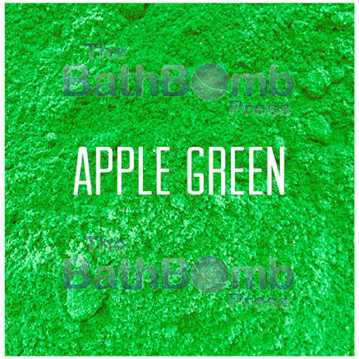 Picture of Apple Green Bath Bomb Colorant - Water Soluble