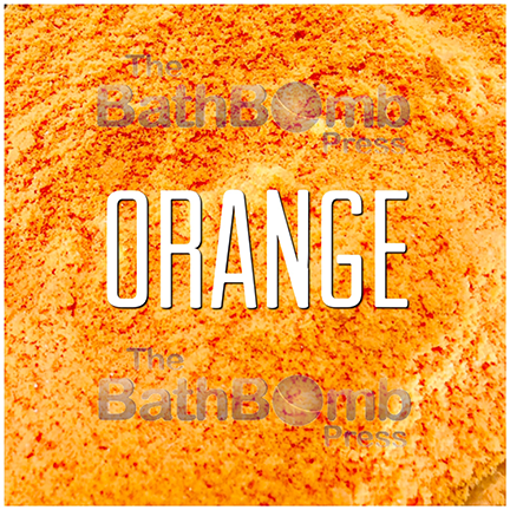 Picture of Orange Bath Bomb Colorant - Water Soluble