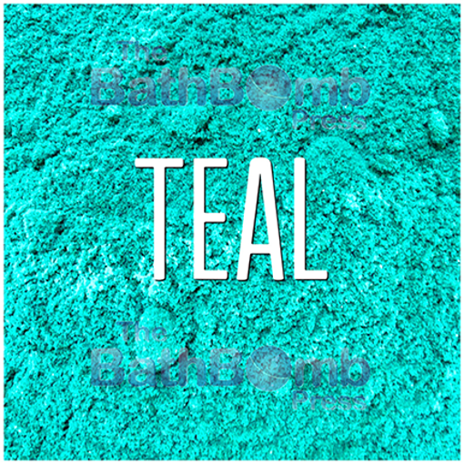 Picture of Teal Bath Bomb Colorant - Water Soluble