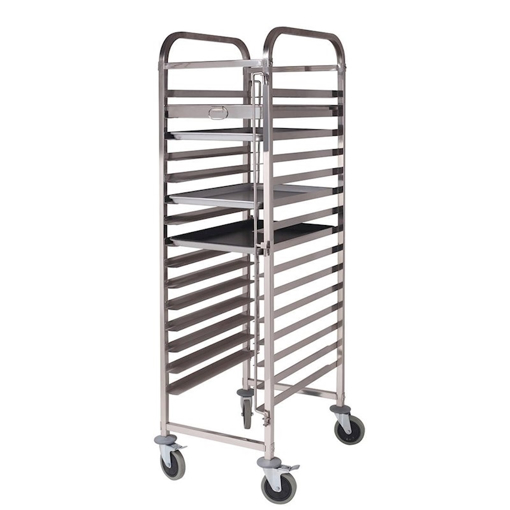 Picture of Curing Tray Trolley